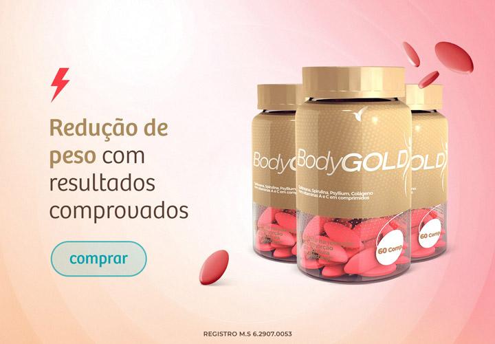 Institucional Body Gold