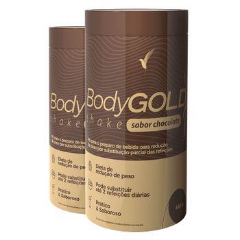 BodyGoldShakeChocolate
